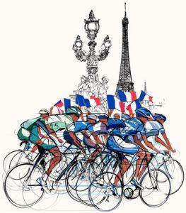 De Tour de France, leidinggeven en teamspirit