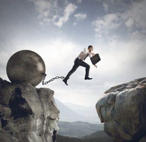 Angst en leiderschap. Personal & Business Improvement